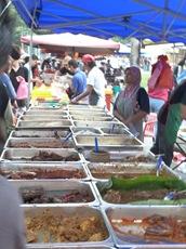 Ramadhan market