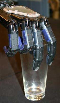 Dexterous Robotic Hand