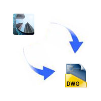 Export To DWG From ArchiCAD