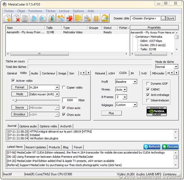 MediaCoder 0.75.4703-1