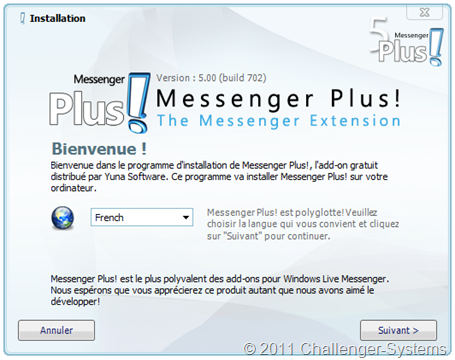 Messenger Plus 5