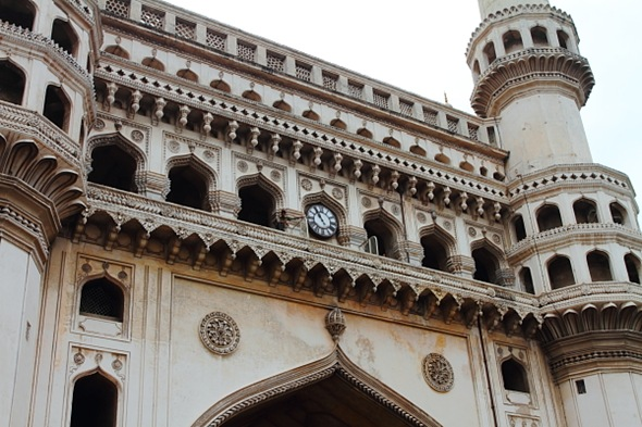 A closer look at Charminar