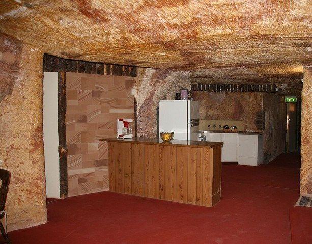 บ้านใต้ดิน เคยเห็นไหม
