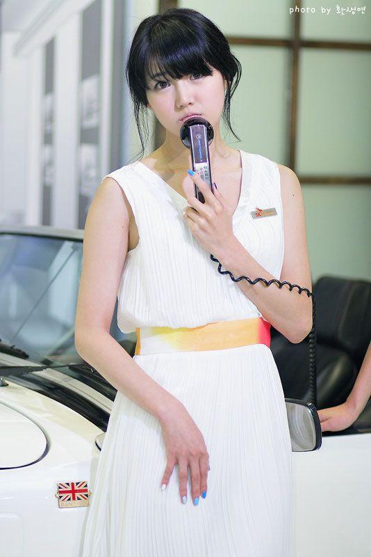 รูปภาพ Han Ga Eun พริตตี้เกาลลี น่ารักบ๊องแบ๊ว