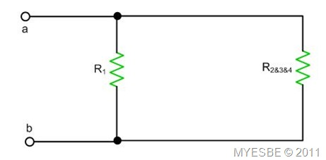 V R And I In Parallel Circuit moreover Lo pass filters additionally Eam10 also Solving A Resistor Bridge Circuit further Voltage Divider Rule. on total resistance in a parallel circuit