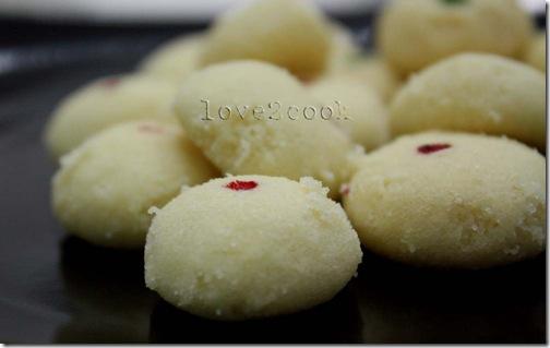 Indian sugee cookies recipe
