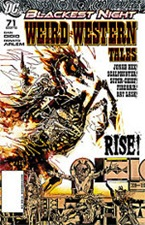 Weird Western Tales 71