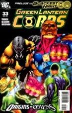 Green Lantern Corps 33