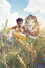 Vixen Return of the Lion TPB