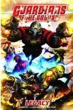 Guardians of the Galaxy Vol 1 Legacy TPB