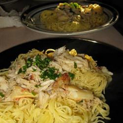 Astoria Crab Pasta