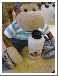 Chemical Monket