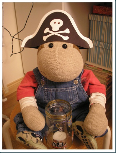 Pirate Monkey 1