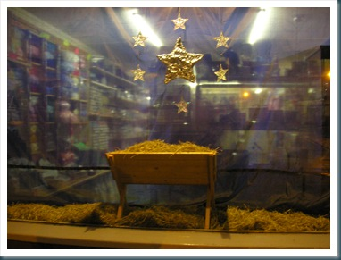 Shop Window Crib
