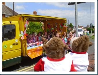 Codsall Scouts Carnival