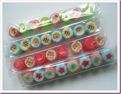 Candy Shop Rock - small packets