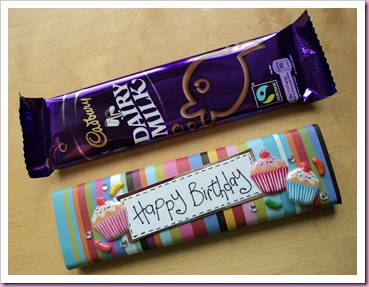 Birthday Chocolate Bar (1)