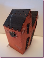 Halloween Haunted House Box 2