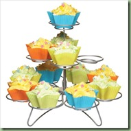 Ciroa Miniamo Cupcakes Wire Tree %2F Stand for 13 Cakes