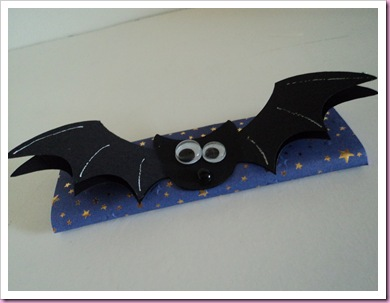 Halloween Bat Chocolate Bar 2