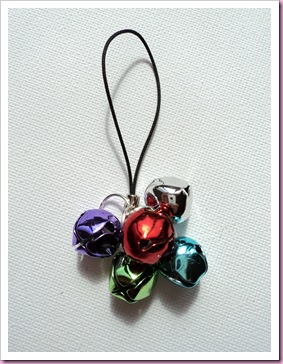 Jungle Bells Christmas Phone Charm