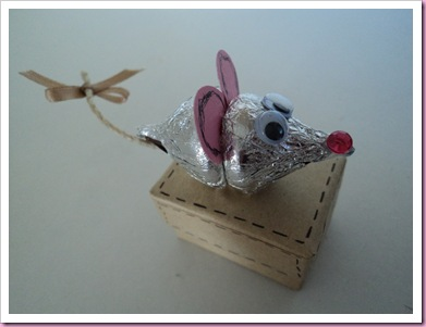 Hershey's Kiss Mouse 3