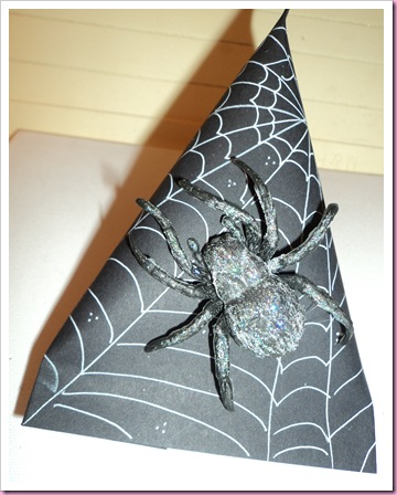 Halloween Spiders Web Sour Cream Carton 2