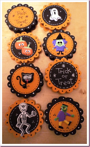 Trick or Treat sweets.candy 2