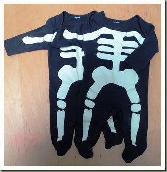 Skeleton Suits