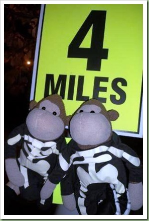 4 mile mark