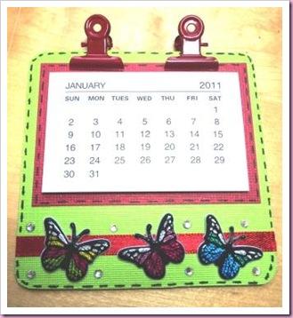 Beer Mat Coaster Calendar 10