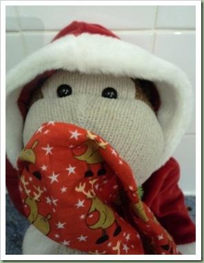 Christmas Hankie