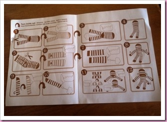Sock Monkey instructions