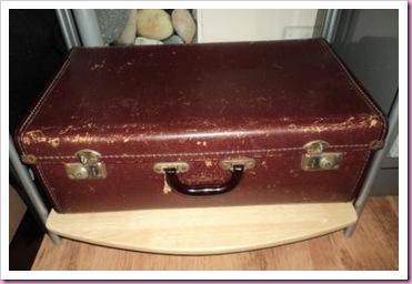 Suitcase of treasure