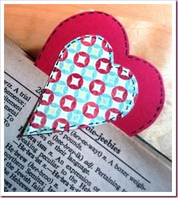 Heart Bookmark 1