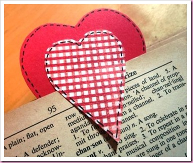 Heart Bookmark 2
