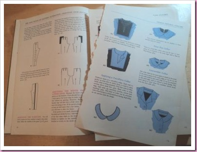 McCalls Sewing Book
