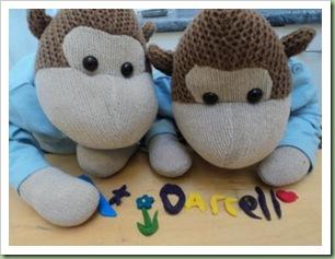 Darrell in Play Dough