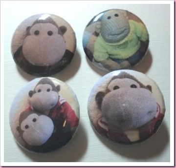 Monkey Badges