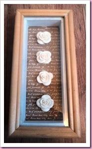 Primark large rose bracelet