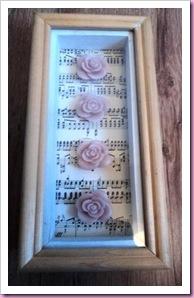 Primark pink roses bracelet