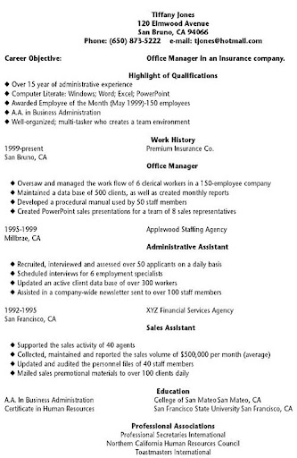 killer resume examples killer resume samples example branch manager arts librarianship and