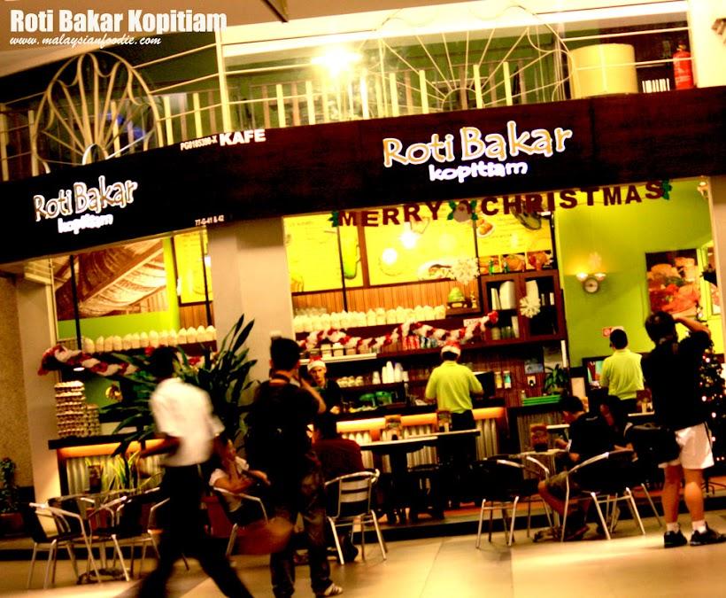 Roti Bakar Time @ Roti Bakar Kopitiam, Penang Times Square