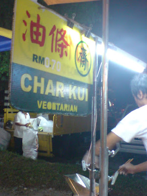 Kepong Pasar Malam Crazy (Friday)