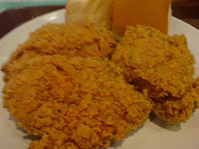 Spicy Dinner Plate Set @ KFC, 1 Utama