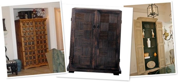 View armoire
