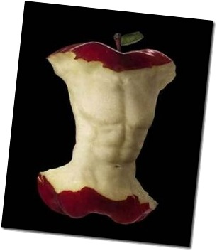 Red Gentleman Apple