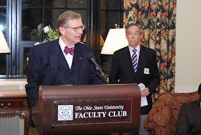 Ohio State President Gordon Gee