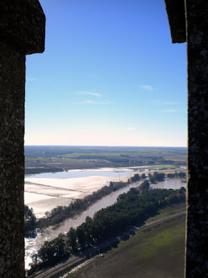 Средневековый замок  Альмодовар. Кордоба
