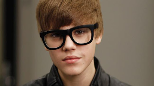 Justin Bieber glasses will tour Australian April 2011